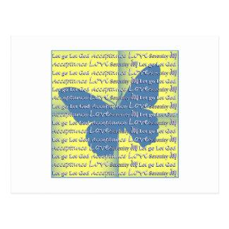 Mariposa del lema postal