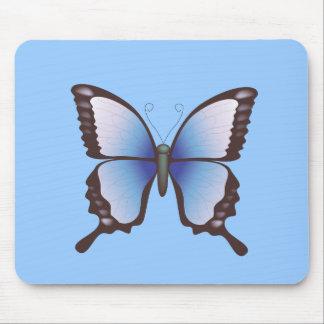 Mariposa: Ejemplo del vector: Alfombrilla De Ratones
