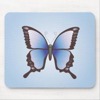 Mariposa: Ejemplo del vector: Mousepad Alfombrillas De Ratón