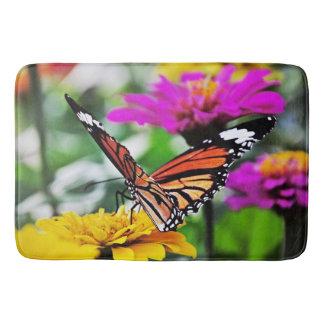 Mariposa en las flores #2