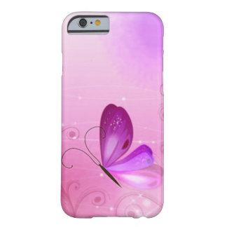 Mariposa fresca 3 funda de iPhone 6 barely there