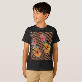 Mariposa - la camiseta de los niños