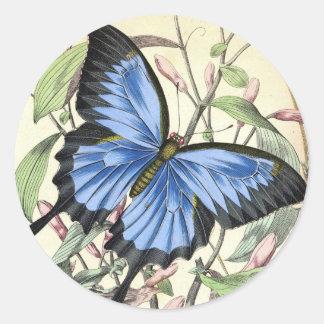 Mariposa Pegatinas