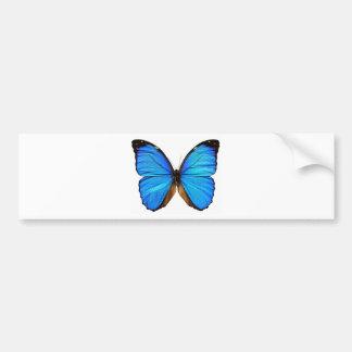 Mariposa Pegatina De Parachoque