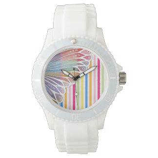 Mariposa Reloj De Pulsera