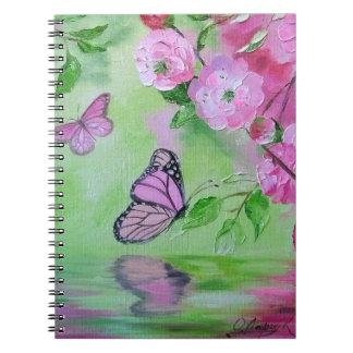 Mariposas Cuaderno