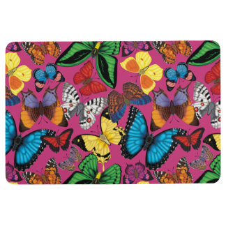 Regalos mariposa azul del morpho - Mundo alfombra ...
