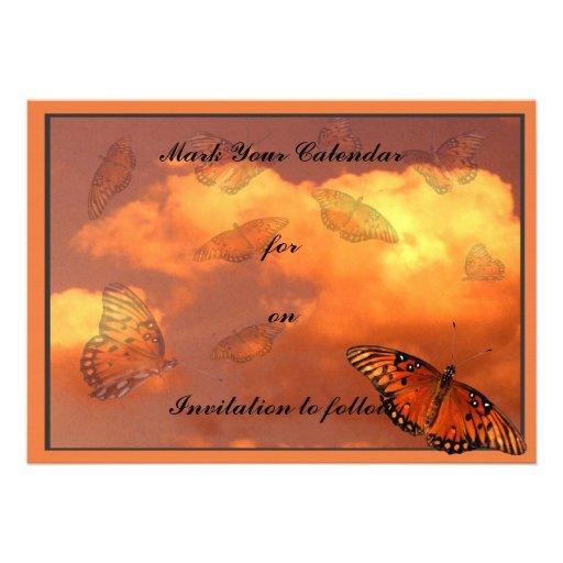 Mariposas en el cielo comunicados personales