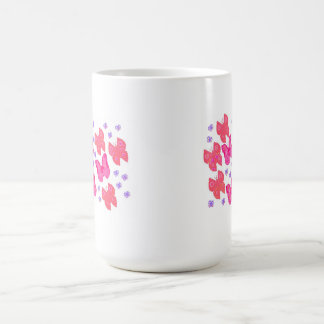 Mariposas en una taza