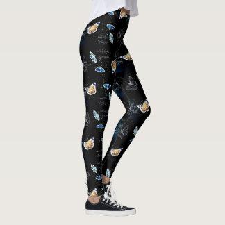 Mariposas invertidas leggings