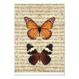 mariposas invitación