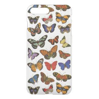 Mariposas iPhone7 más el caso claro Funda Para iPhone 7 Plus