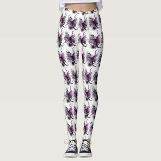 Mariposas Leggings