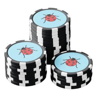 Mariquita Fichas De Póquer