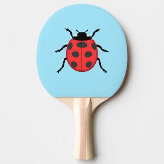 Mariquita Pala De Ping Pong