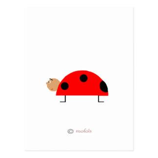 MariQUITA ROJA Postales