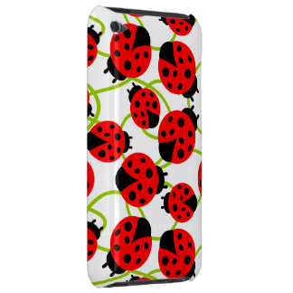 Mariquitas lindas iPod touch Case-Mate cobertura
