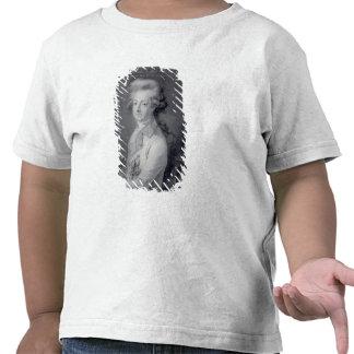 Mariscal Charles-José Príncipe de Ligne Camiseta
