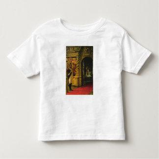 Mariscal Davout en el monasterio de Chudov Camiseta De Bebé