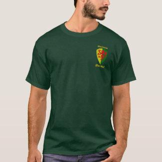Mariscal de Guillermo/camisa del cruzado Camiseta