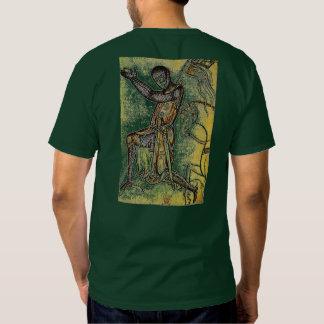 Mariscal de Guillermo/camisa del cruzado Camisetas