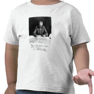 Mariscal Paul von Hindenburg, 1914 Camisetas