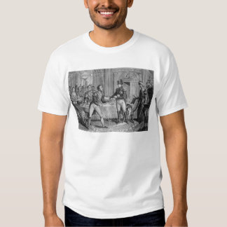 Mariscal Pedro Francois José Lefebvre Camisas