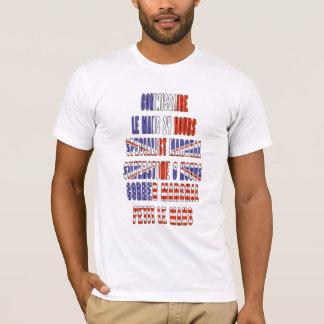 """""""Mariscal por cualquier nombre"""" por Commissaire Camiseta"""