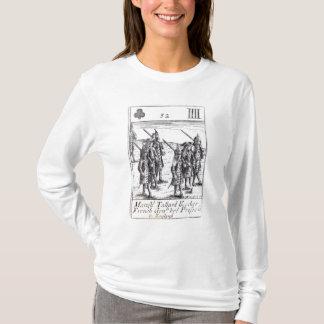 Mariscal Tallard y otros generales franceses Camiseta