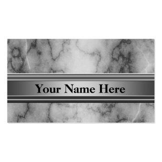 Pulido tarjetas de visita tarjetas de perfil y pulido for Marmol negro y blanco