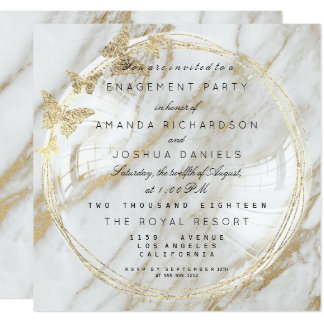 Tarjetas e invitaciones boda de cristal for Marmol blanco cristal