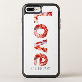 Mármol del amor funda OtterBox symmetry para iPhone 7 plus