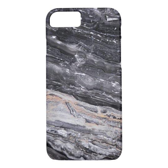 M rmol gris blanco negro masculino de piedra funda iphone for Marmol negro y blanco