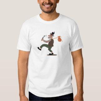 Marmota del hobo camiseta