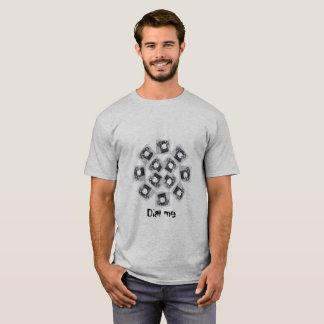 Marqúeme camiseta diseñada teléfono