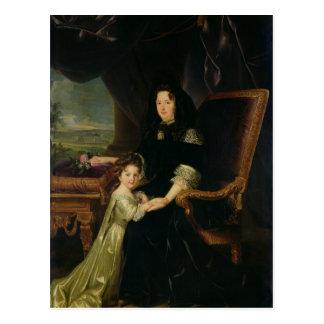 Marqués del d'Aubigne de Francoise de Maintenon Postal