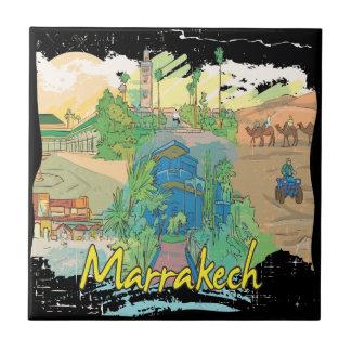 Marrakesh Azulejos