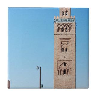 Marrakesh Azulejo Cuadrado Pequeño