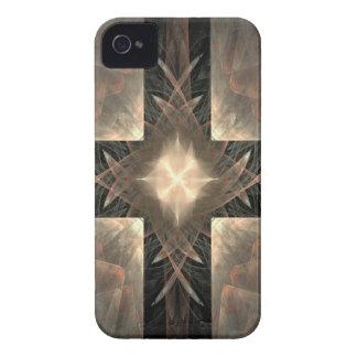 marrón y extracto de la crema iPhone 4 carcasas