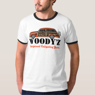 Marrones de WoodyZ Camiseta