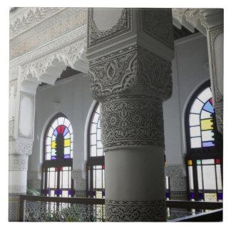 MARRUECOS, Fes: EL de Fes, Bali (Fes viejo), Riad  Azulejo Cuadrado Grande