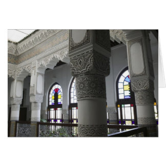 MARRUECOS, Fes: EL de Fes, Bali (Fes viejo), Riad  Tarjeta De Felicitación