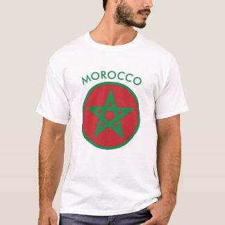 Marruecos - la camiseta de los hombres marroquíes