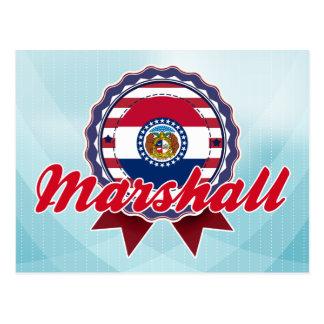 Marshall, MES Postal