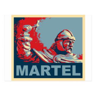 Martel (colores de la esperanza) postal