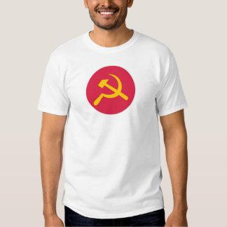 Martillo y hoz camisas