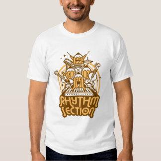 Martin Hsu - sección de ritmo Camisetas