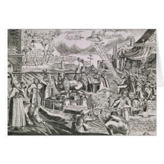 Martin Luther 2 Tarjeta De Felicitación