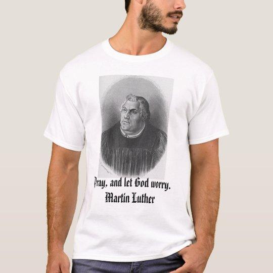 Martin Luther Camiseta