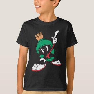 Marvin que señala hacia arriba camiseta
